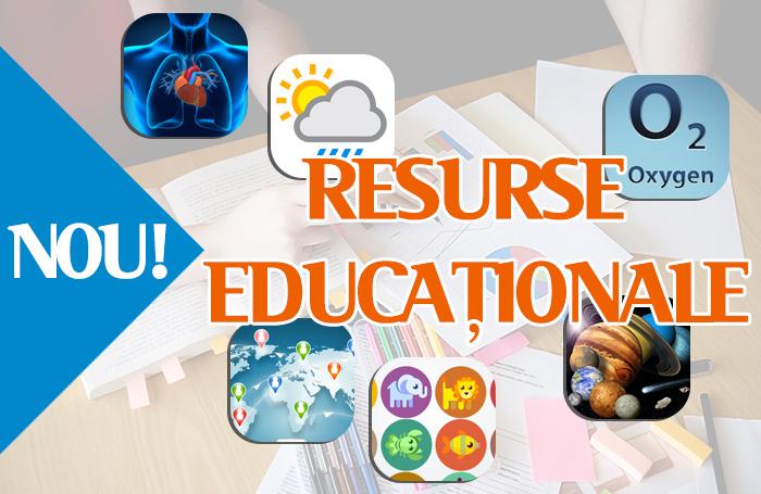 resurse educationale cultura generala